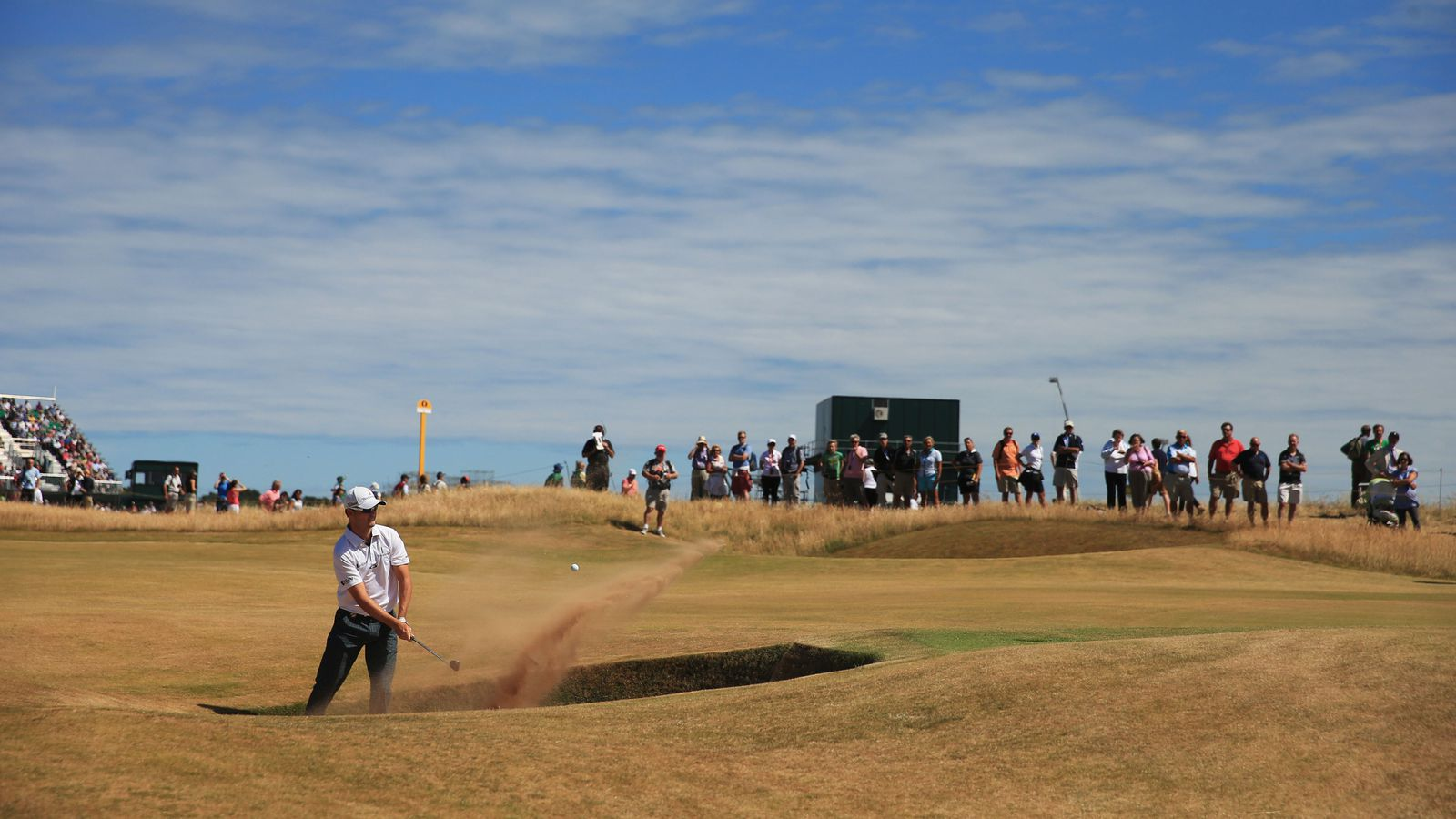 the open championship 2013  tee times  pairings for friday
