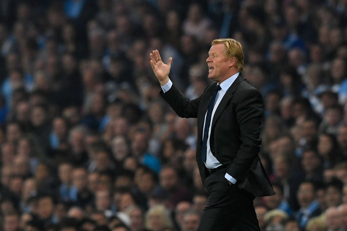 Everton manager Ronald Koeman targets two more signings before transfer window shuts