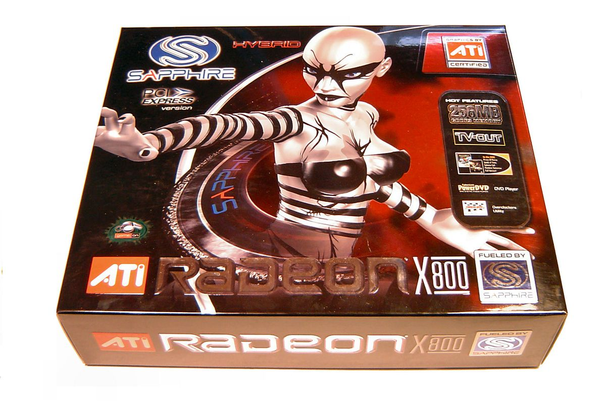 Remembering the lost art of the graphics card box - The Verge