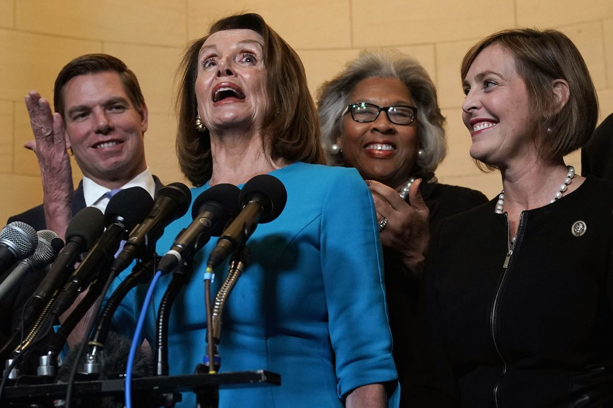 9d4432309 Pelosi won her party s vote to be speaker. But can she win the vote on the  House floor