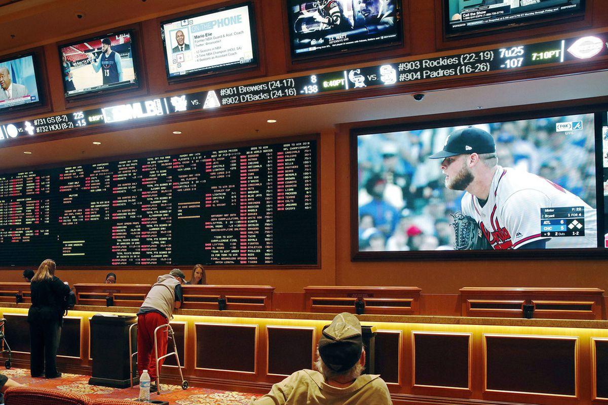 Unlv gaming sports betting by sport betting patinggi ali sarawak map