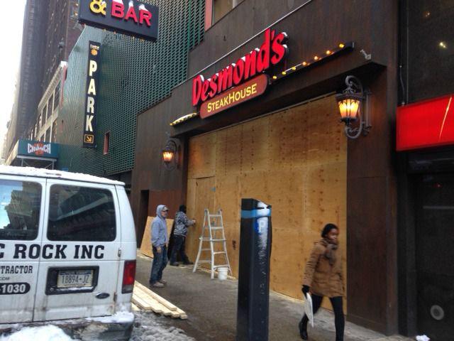 desmond's steakhouse