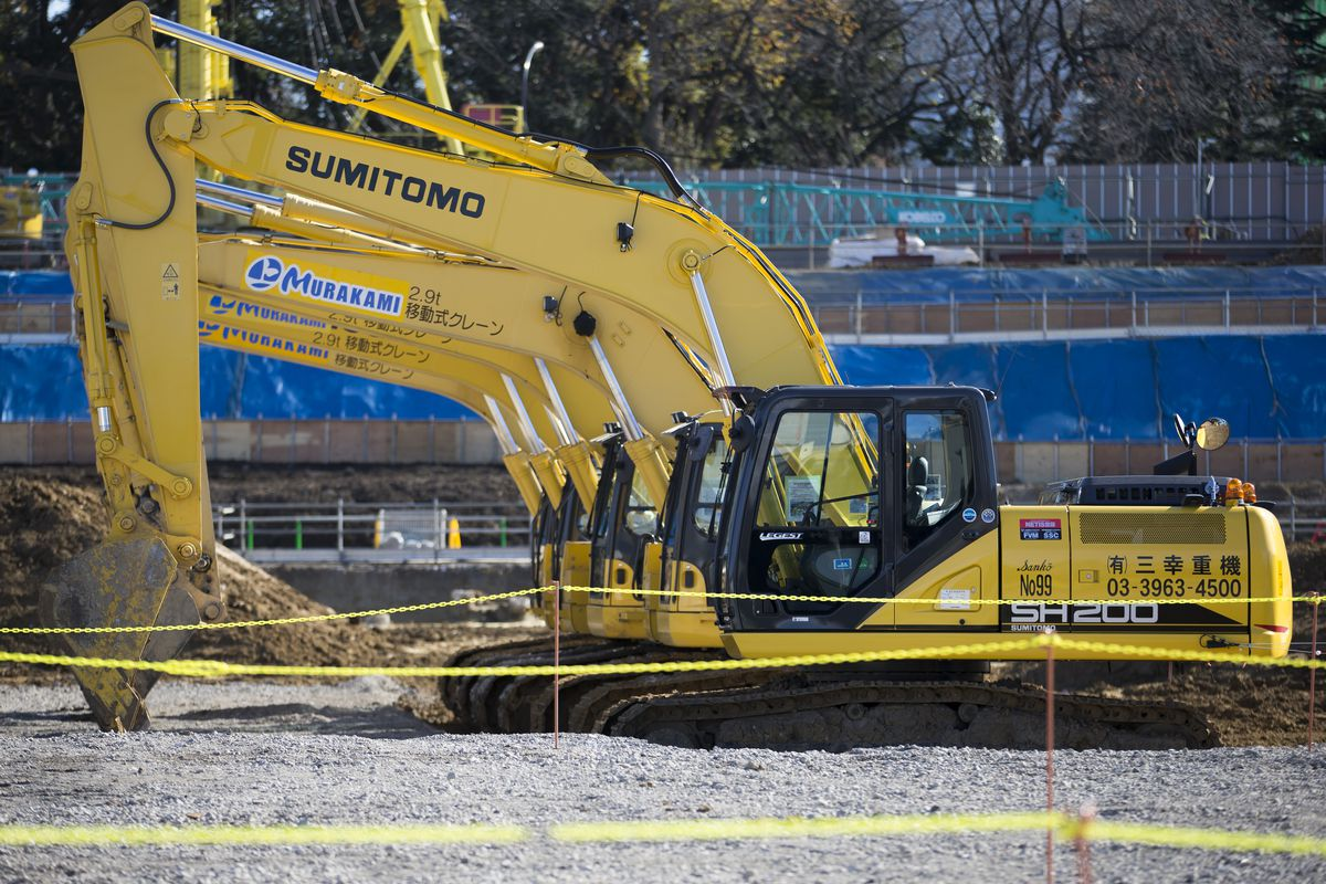Shovels in the ground for New York Islanders arena at Belmont Park