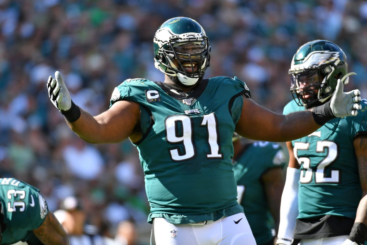 Eagles vs. Falcons final injury report: Fletcher Cox will play, two players out, one doubtful