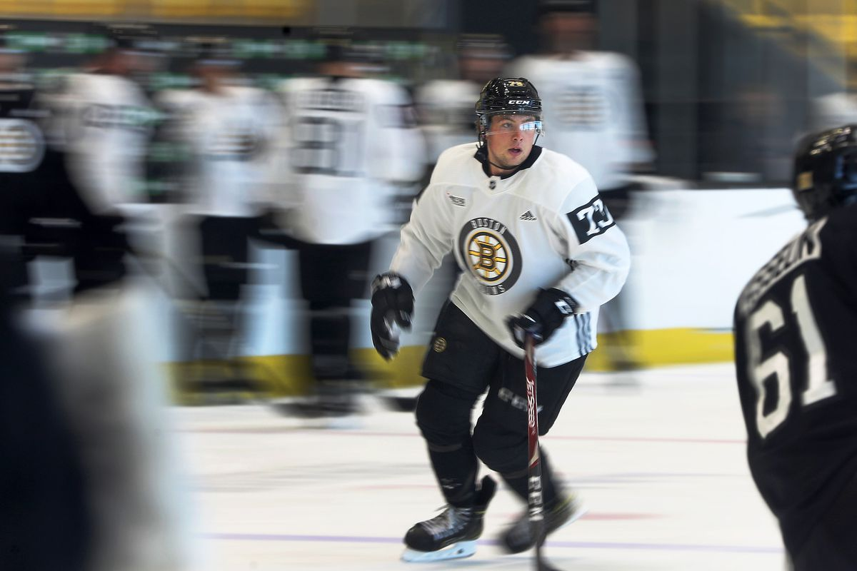 new product fa8fa 92754 Who's playing for the Bruins tonight in Chicago? - Stanley ...