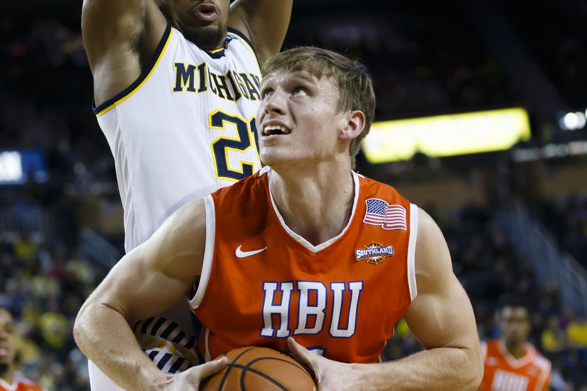 NCAA Basketball: Houston Baptist at Michigan