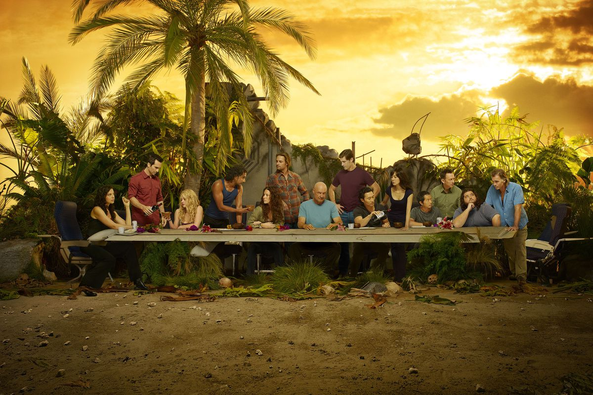 """The cast of ABC's """"Lost,"""" which aired for six seasons from 2004 to 2010."""