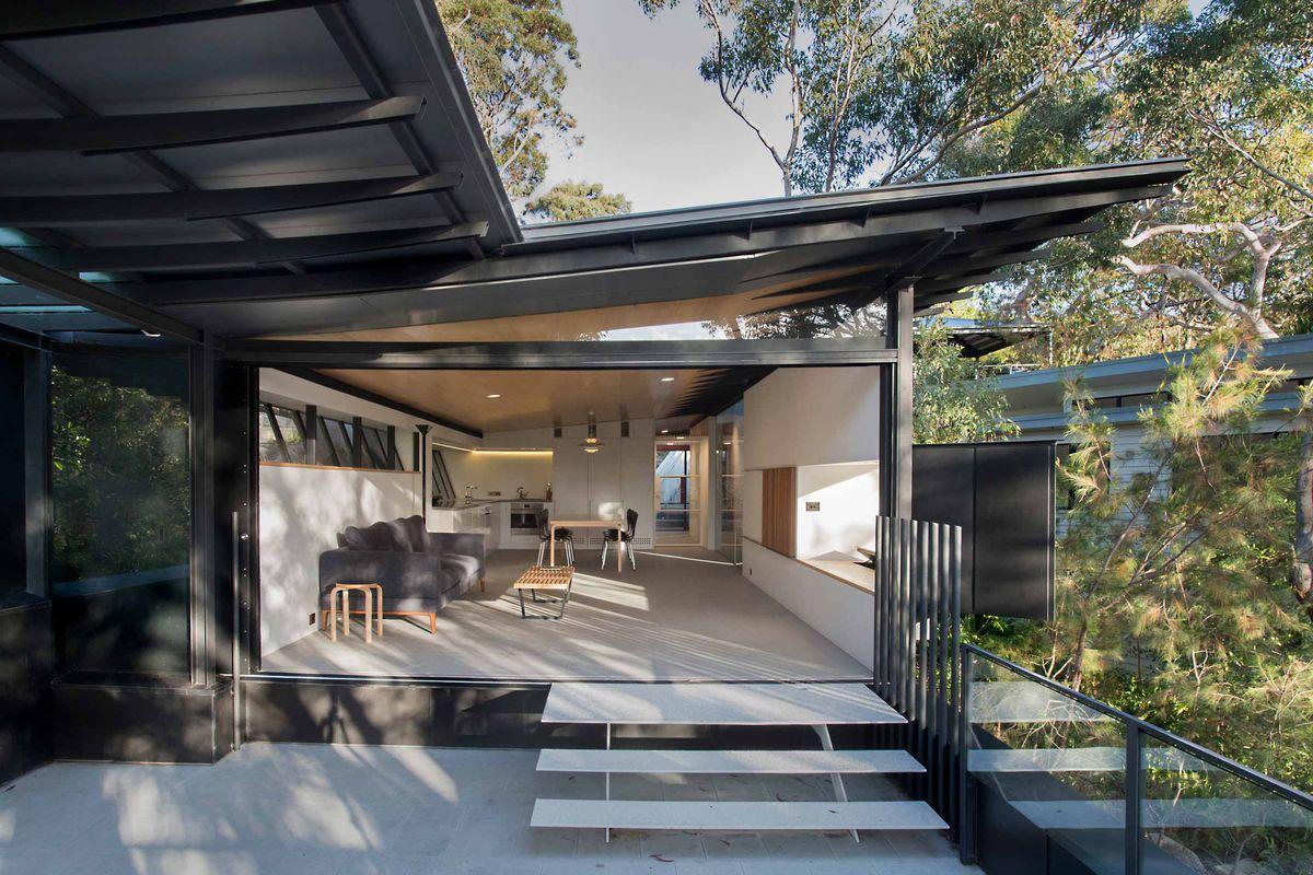 Pritzker Winner Designed Modern House Hits The Market Near