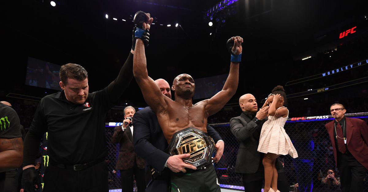 UFC 245 tickets, seats for sale for ?Usman vs Covington? PPV on Dec. 14 in Las Vegas