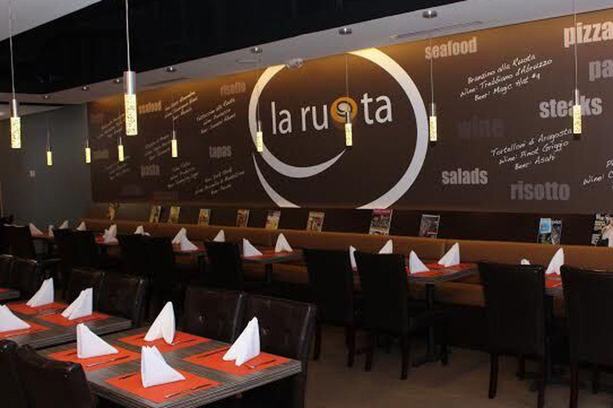 Las Vegas Restaurant Menu Doral