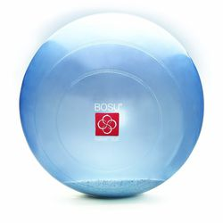 Ever tried working out with an exercise ball that keeps escaping? It can be tricky. That's why Alex recommends the Bosu Ballast Ball, which will rock your core without rolling away. (The secret is a six-sided surface design that keeps the ball stationary.