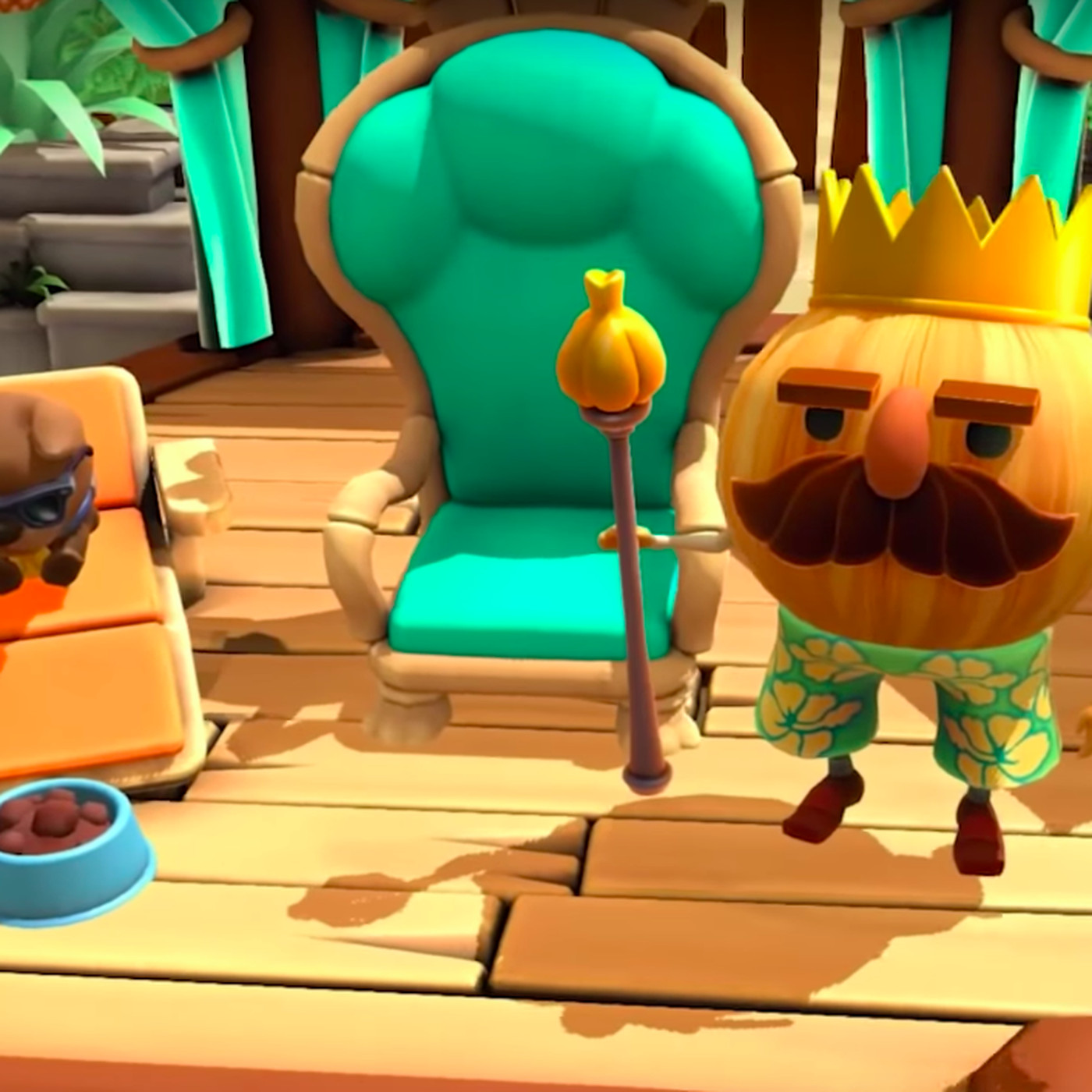 Overcooked 2 Goes Tropical With The New Surf N Turf DLC