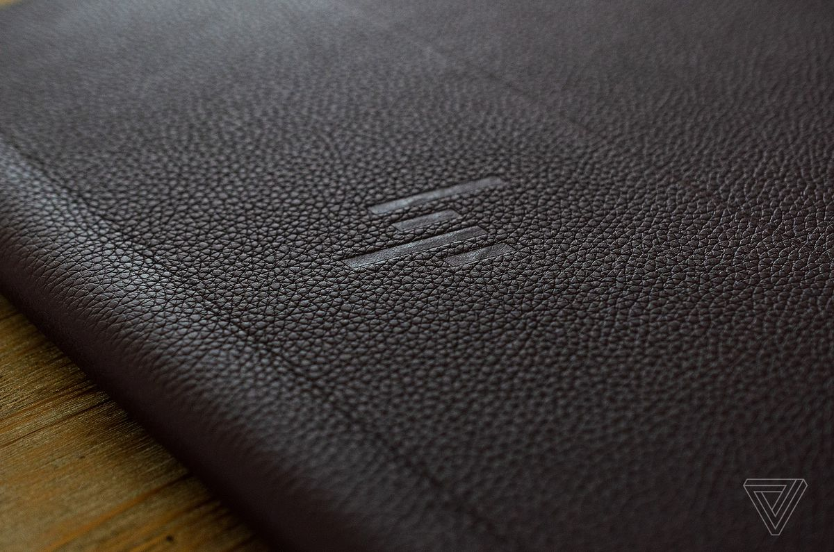 hp s new leather spectre folio laptop tries to reinvent the pc the