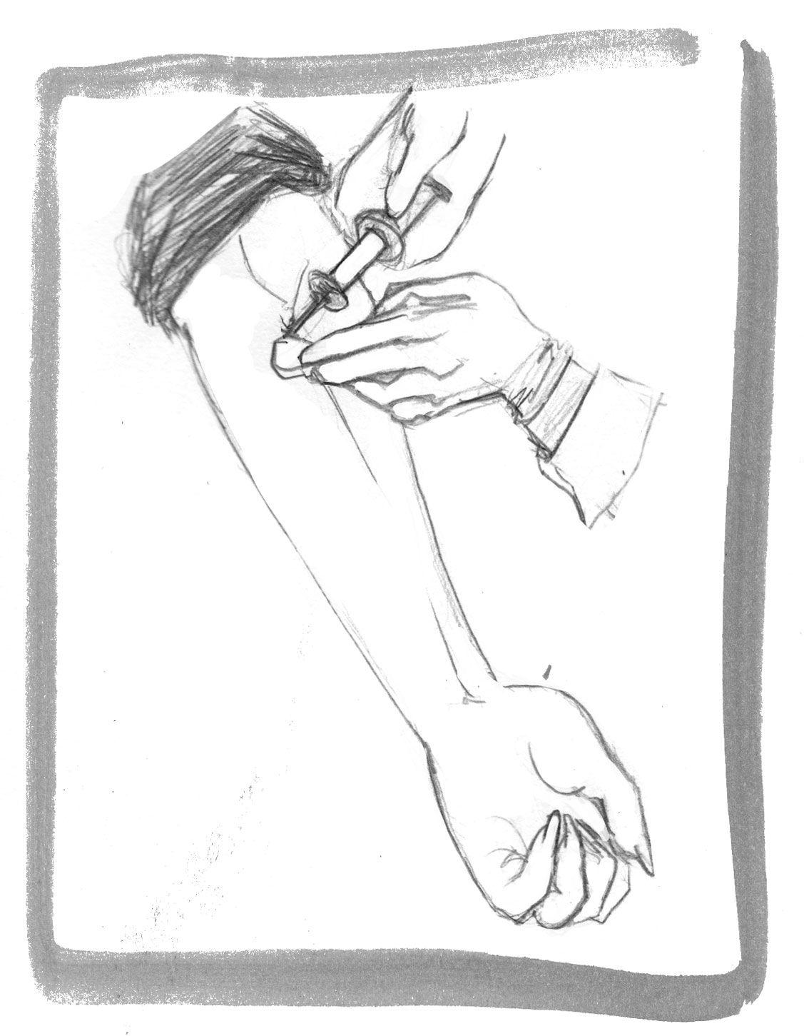 Step 2, illustrated