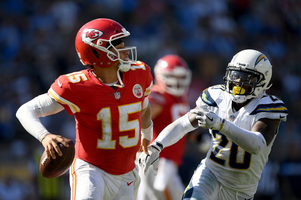 9 reasons you ll want to watch Chargers vs. Chiefs on  Thursday Night  Football  c9dea25ff