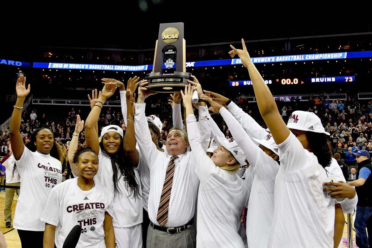 NCAA Womens Basketball: NCAA Tournament-Kansas City Regional-Mississippi State vs UCLA