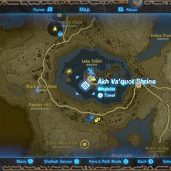 Zelda Breath Of The Wild Guide Akh Va Quot Shrine Walkthrough Treasure Chest And Puzzle Solutions Polygon When you enter akh va'quot shrine, the floor's covered with large wind turbines and fluttering windmills. zelda breath of the wild guide akh va