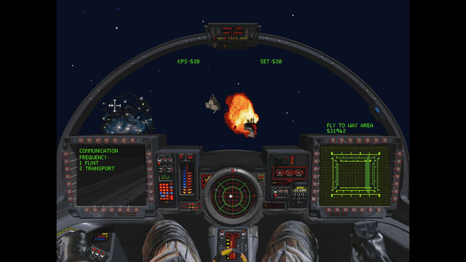 Wing commander 3 goes free on origin polygon for Wing commander