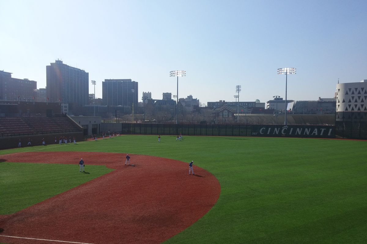 Ohio State took to Marge Schott Stadium for the latest in-state showdown
