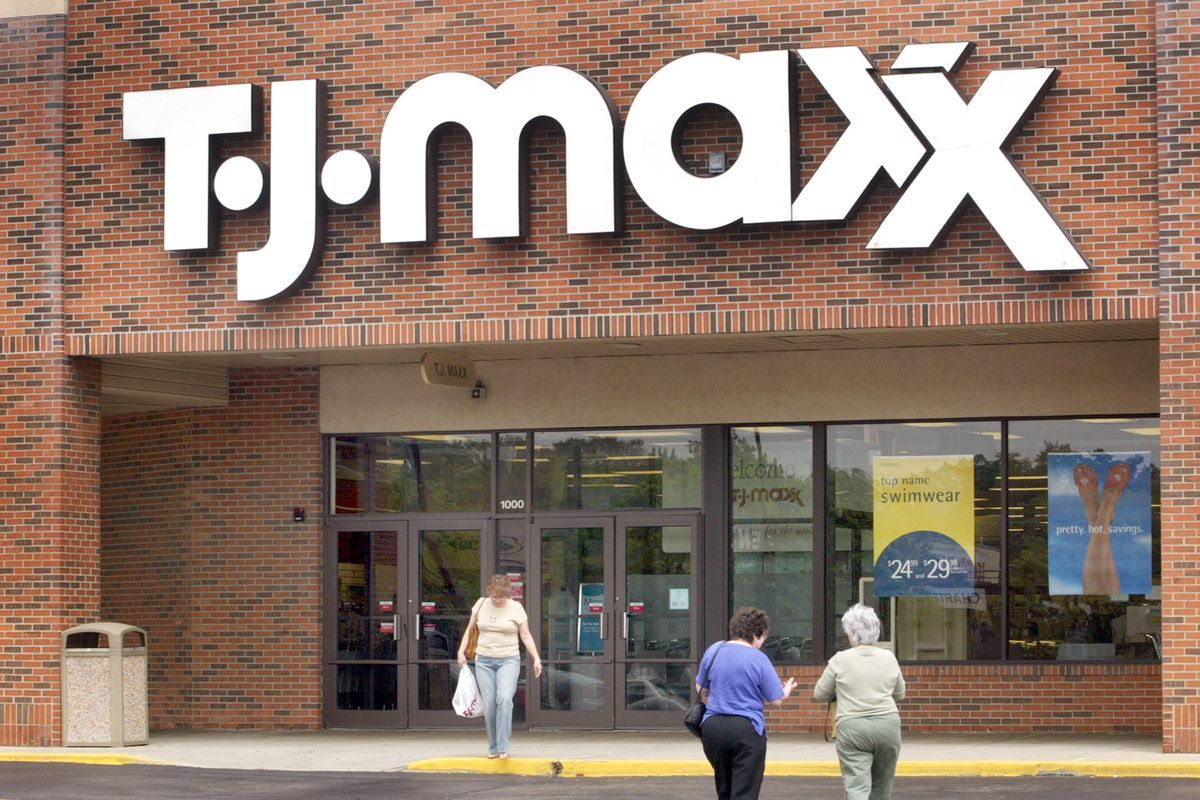T.J. Maxx Employees Told to Move Ivanka Trump Products, Dump Signs ...