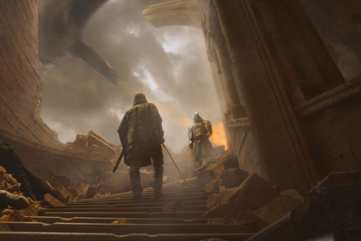 Image result for the bells game of thrones clegane