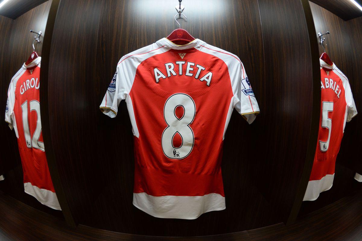 Arsenal v Stoke City/Everton: Barclays Asia Trophy