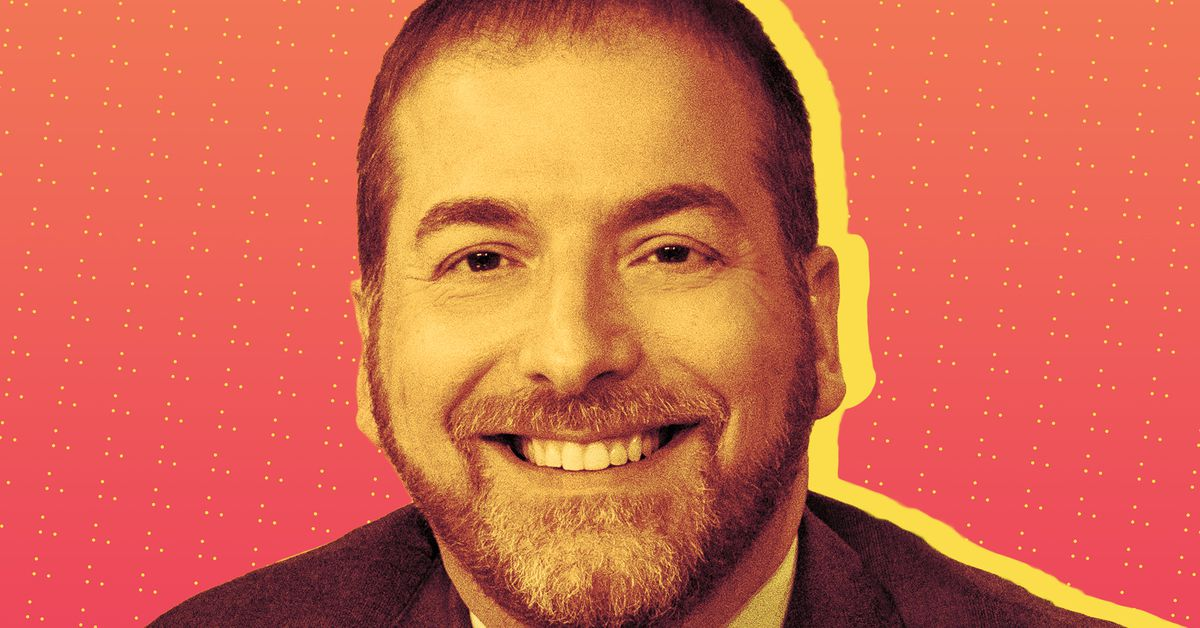 Chuck Todd on why Meet the Press can't survive on just one platform