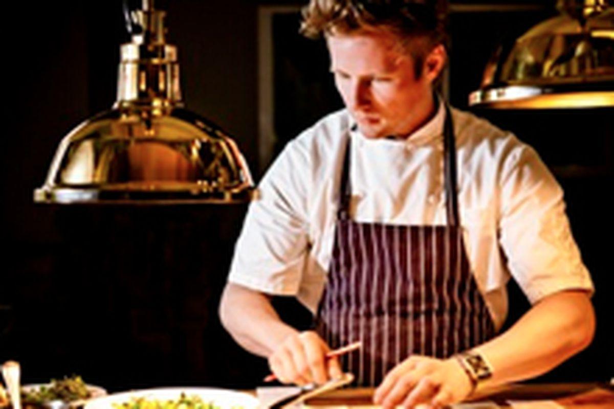 Thomas McNaughton\'s Menu for Central Kitchen - Eater SF