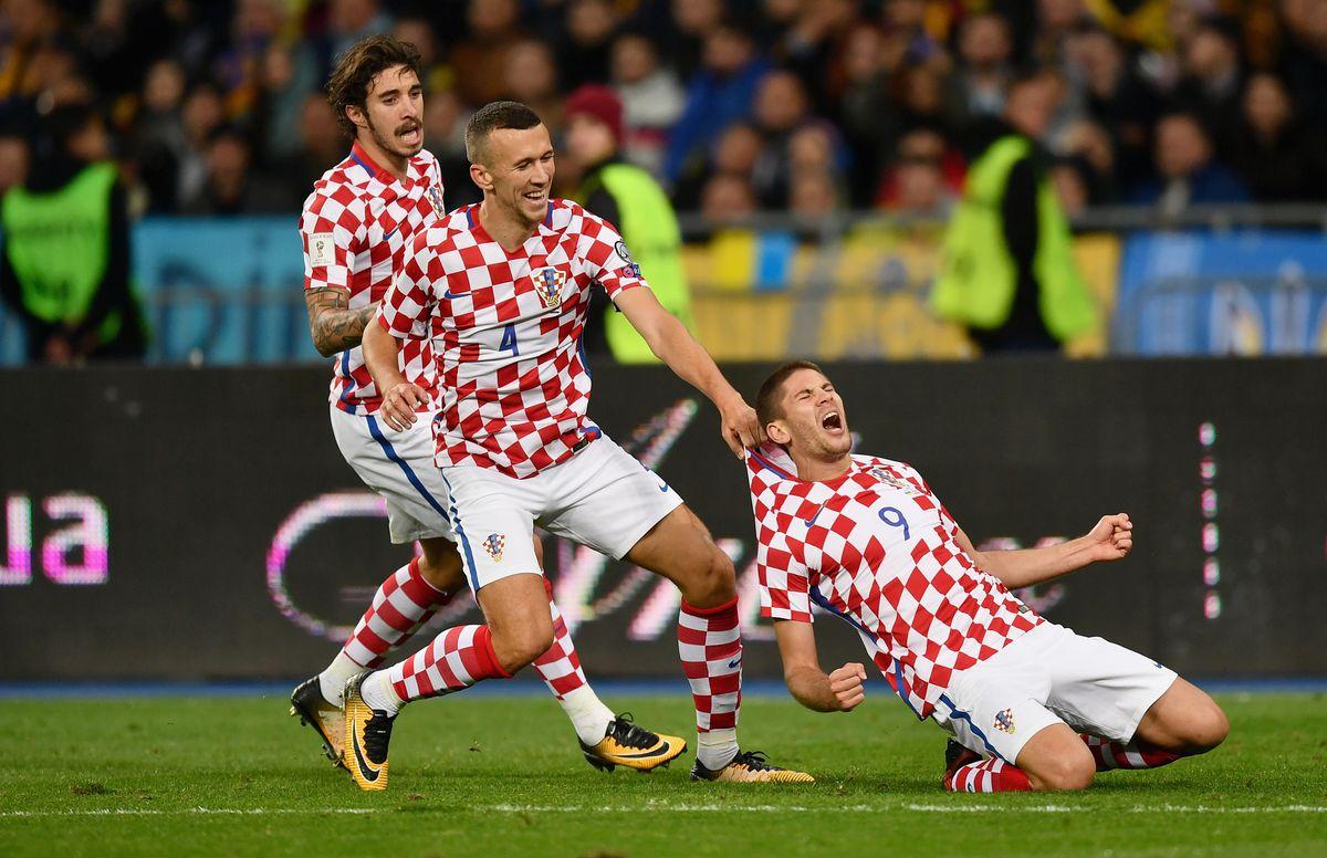 Ukraine v Croatia - FIFA 2018 World Cup Qualifier