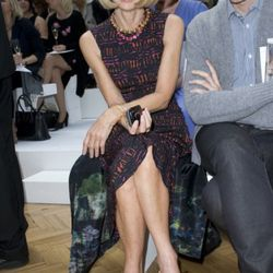Anna Wintour at the Nicole Farhi LFW Spring/Summer 2012 show at the Royal Horticultural Society on September 18, 2011 in London, England
