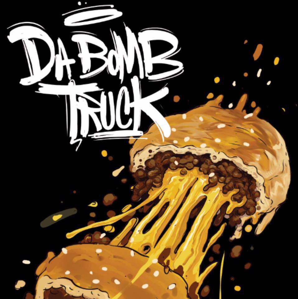 Da Bomb Truck logo