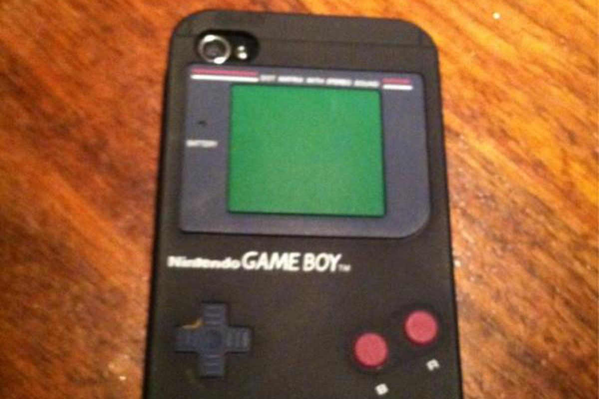 Addison Reed's iPhone case.