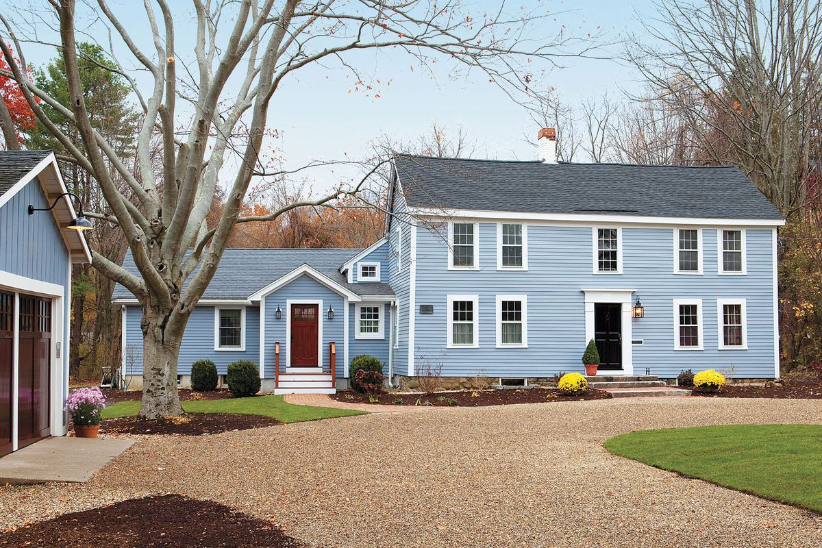 Season 33 - Bedford house exterior