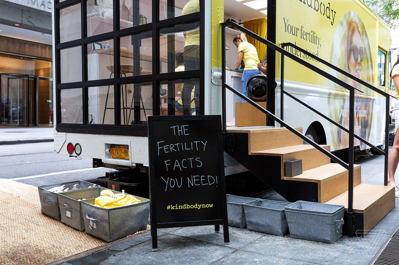 The SoulCycle of fertility sells egg-freezing and