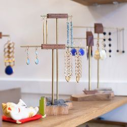 """Jewelry at Mira Mira; photo by <a href=""""http://http://mollydecoudreaux.com/"""">Molly DeCoudreaux</a>"""