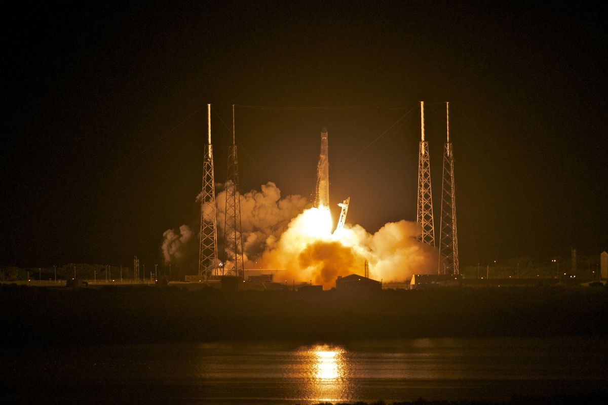 Watch SpaceX try to make history today with its Falcon 9 rocket launch