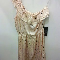 $22.80 for the one shouldered dress