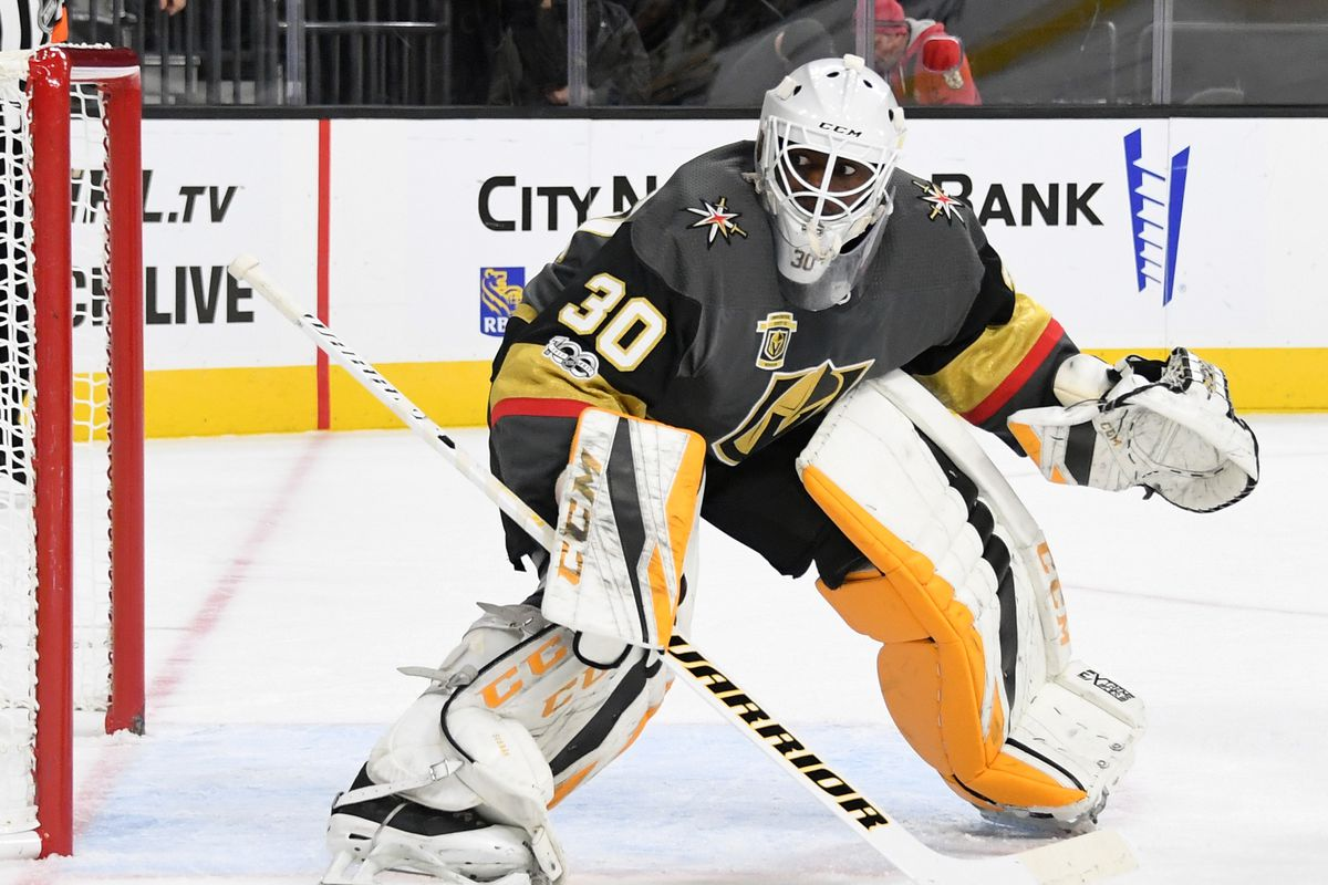 Golden Knights Activate Malcolm Subban From Injured Reserve Assign