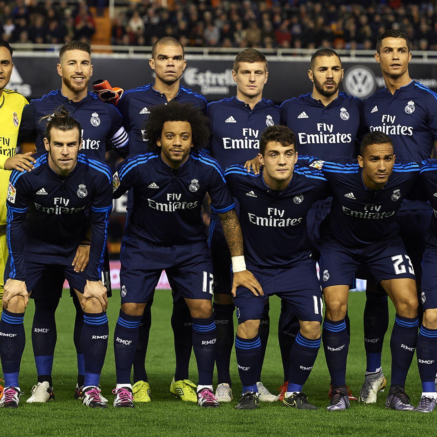 Real Madrid 69f803505468b
