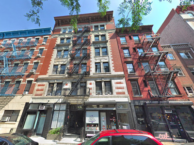 170 East 2nd Street in the East Village.