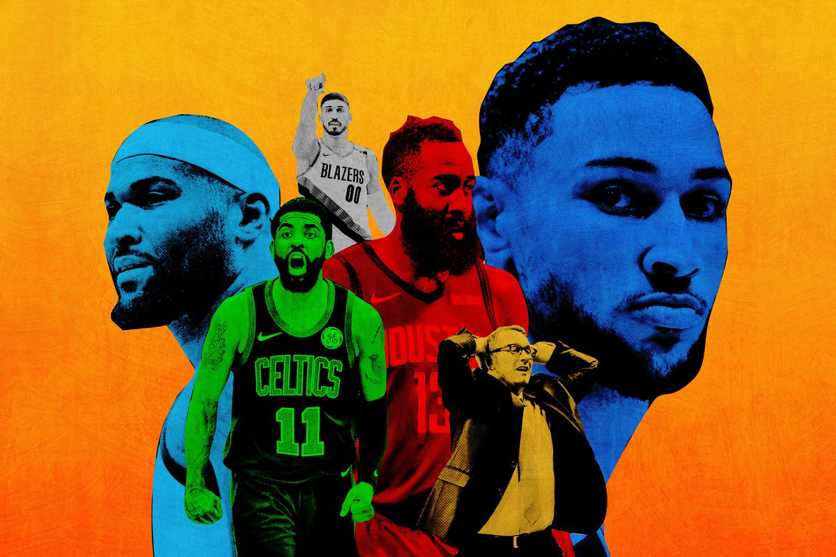 4cda5ec6b23f Seven Takeaways From the 2019 NBA Playoffs  Opening Weekend - The Ringer