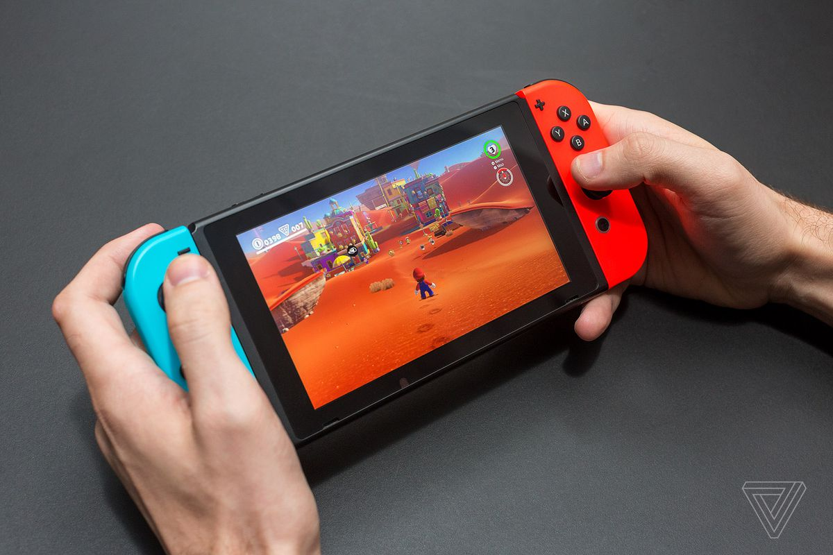 Nintendo Switch is about to get a games explosion