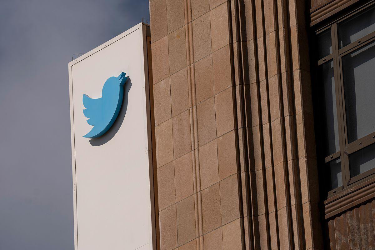 Twitter Headquarters Ahead Of Earnings Figures