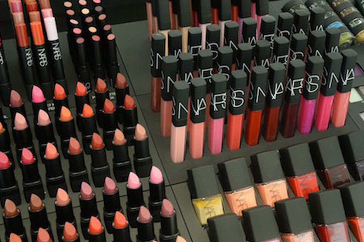 """Image via <a href=""""http://www.wwd.com/beauty-industry-news/color-cosmetics/nars-expands-its-stand-alone-store-base-7683515"""">WWD</a>"""
