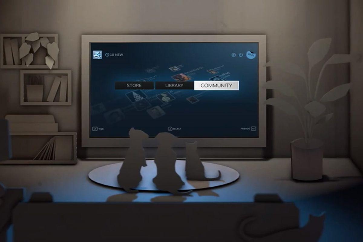 Steam Big Picture beta video walkthrough 960