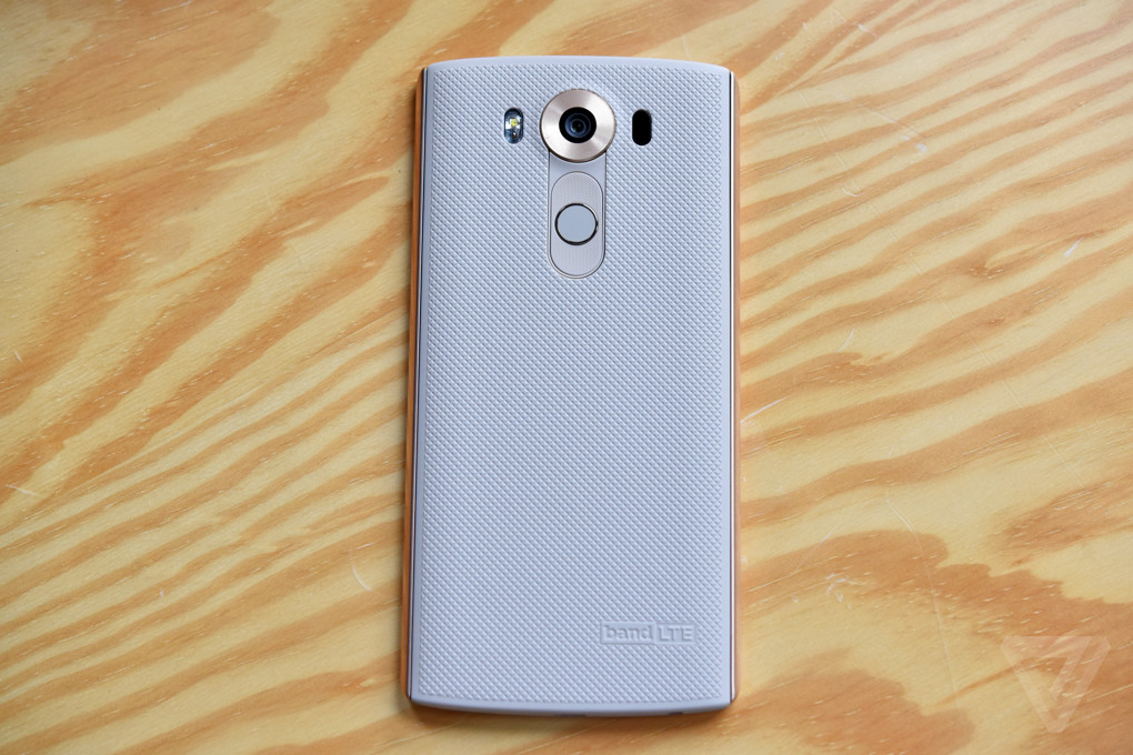 LG V10 hands-on review photos