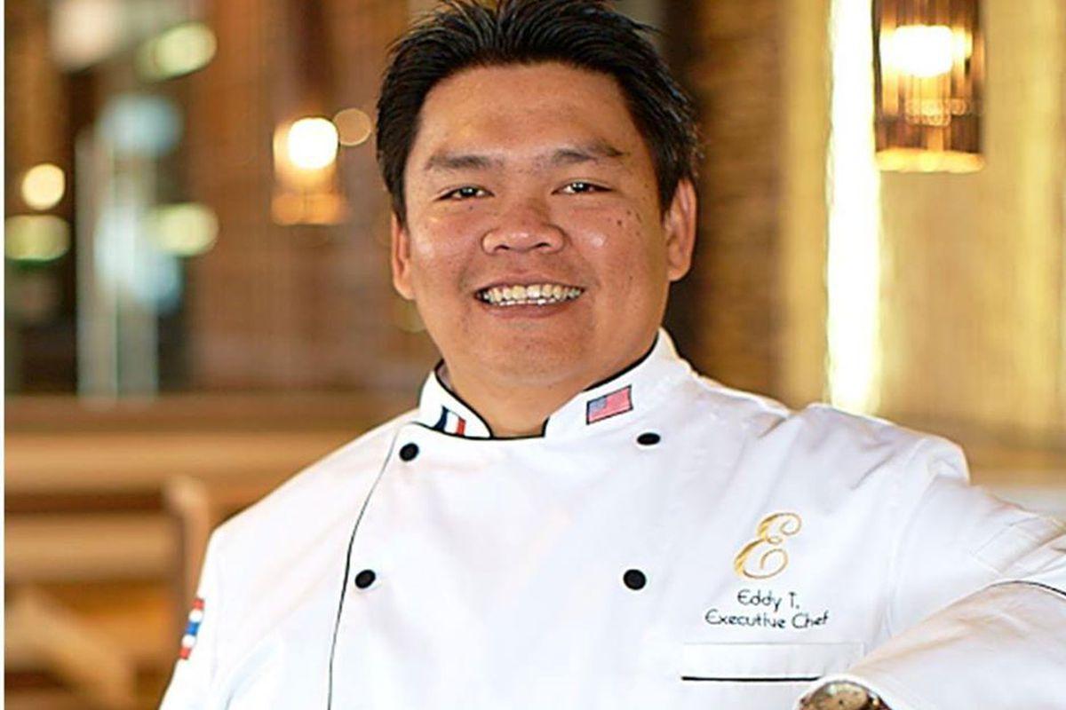 Chef Eddy Thretipthuangsin.