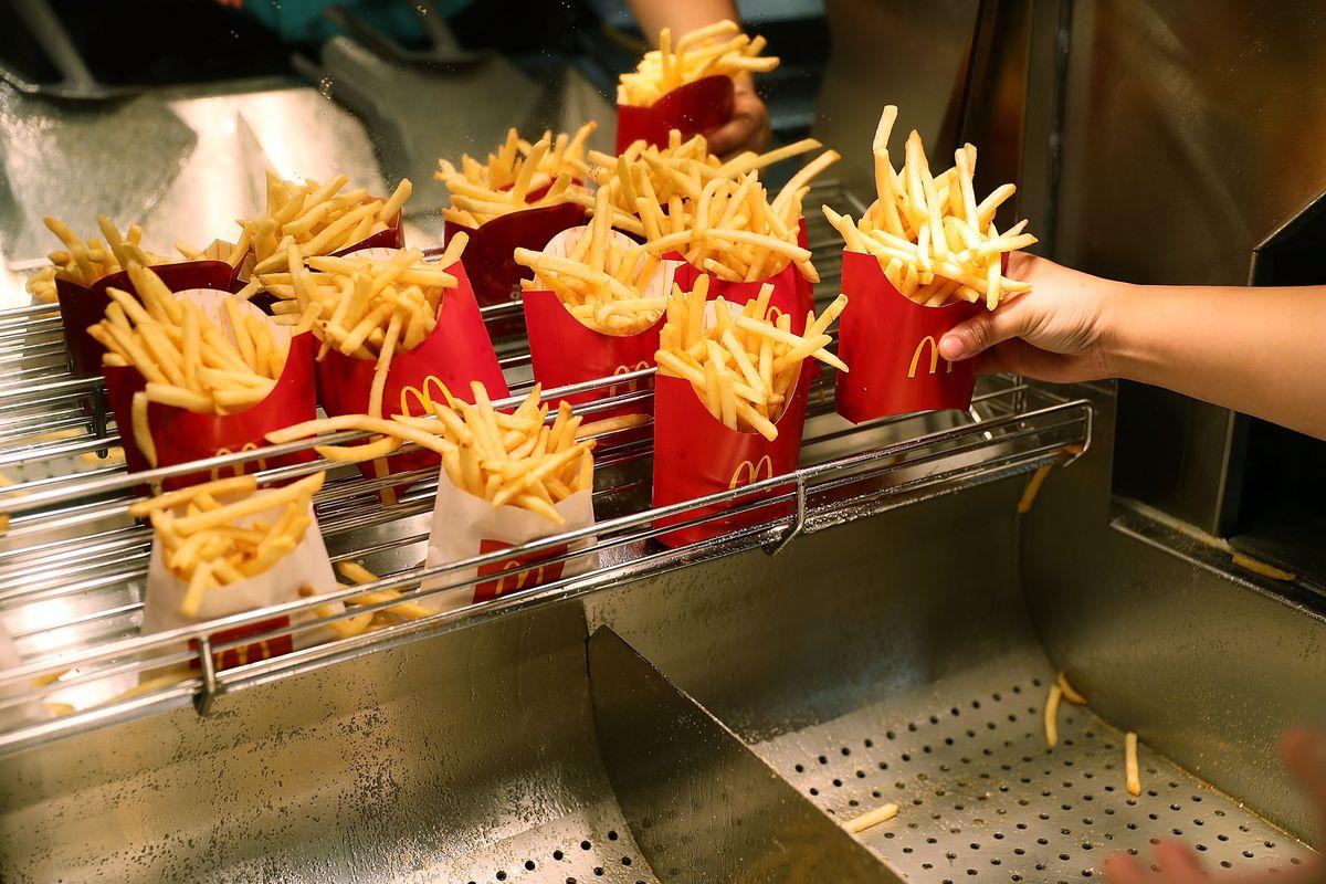 How would you spend $400 at McDonald's? - SBNation com