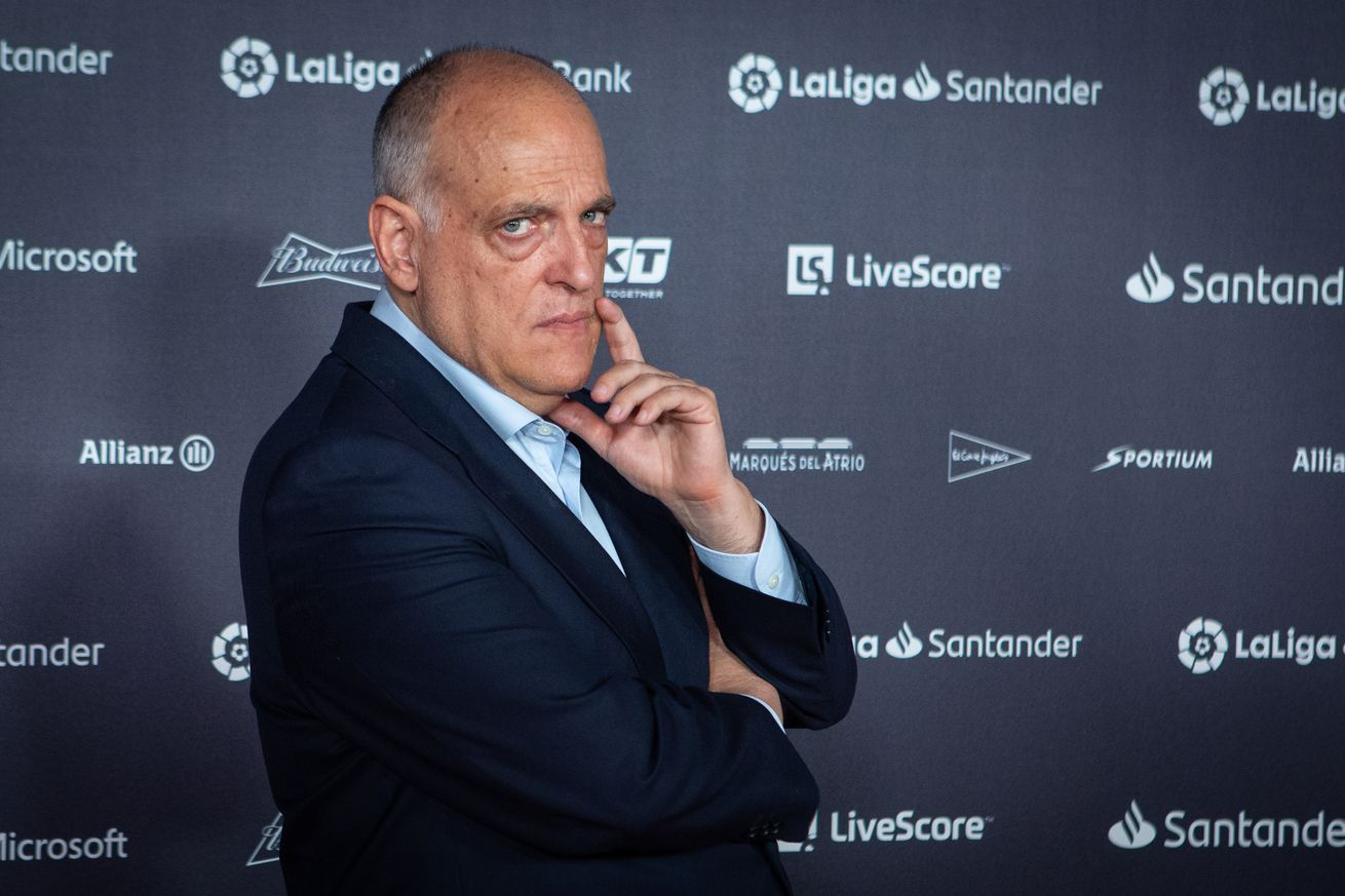 Messi?s Barca exit ?wasn?t a financial decision? - Tebas