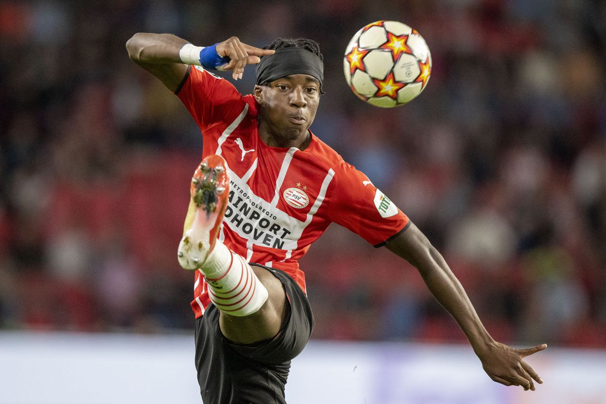 PSV Eindhoven v SL Benfica - UEFA Champions League - Play-Offs Leg Two